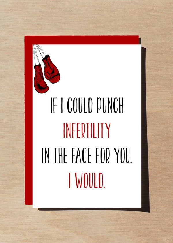 """$4.99, <a href=""""https://www.etsy.com/listing/500806169/punch-infertility-grief-infertility?ref=related-3"""" target=""""_blank"""">Inv"""