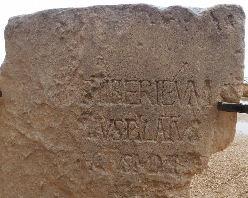 Pilate's Stone