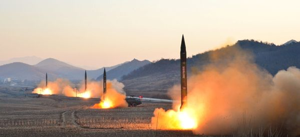 FAIL: North Korea Weapons Test Goes Awry After Missile Prematurely Explodes