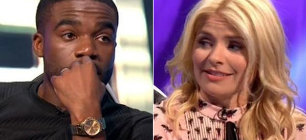 Holly Willoughby's Question About Ore Oduba's Penis Left Him (And Us) Blushing