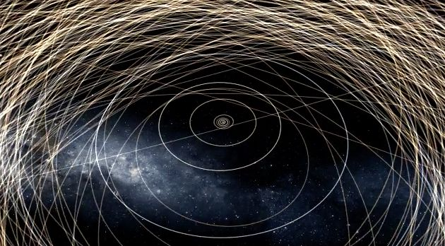 Stunning Animation Shows Just How Large Our Solar System Really