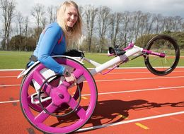 Paralympian Sammi Kinghorn On How Sport Helped Her Accept Her Injury And What Training Means To Her