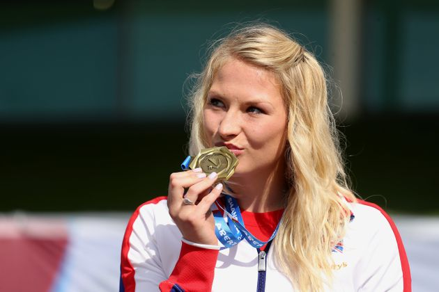 Paralympian Sammi Kinghorn On How Sport Helped Her Accept Her Injury And What Training Means To