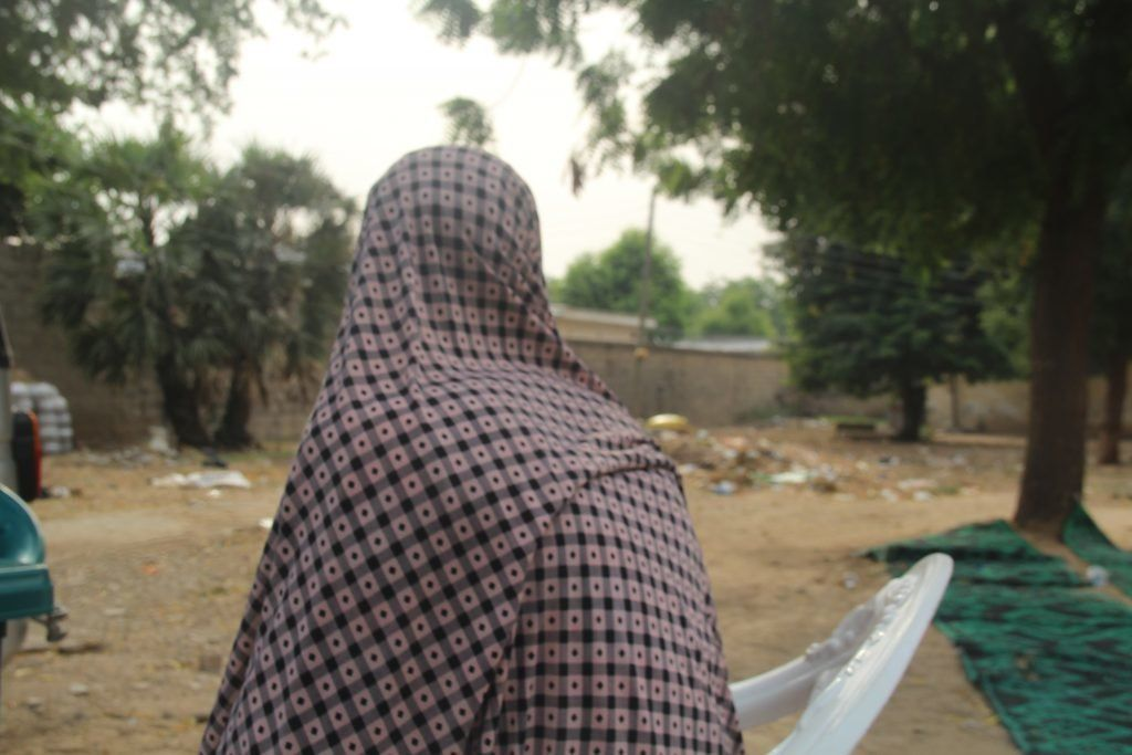 Aisha Mamman fell in love with and married a Boko Haram fighter, despite the tragedy the group had inflicted on her town.