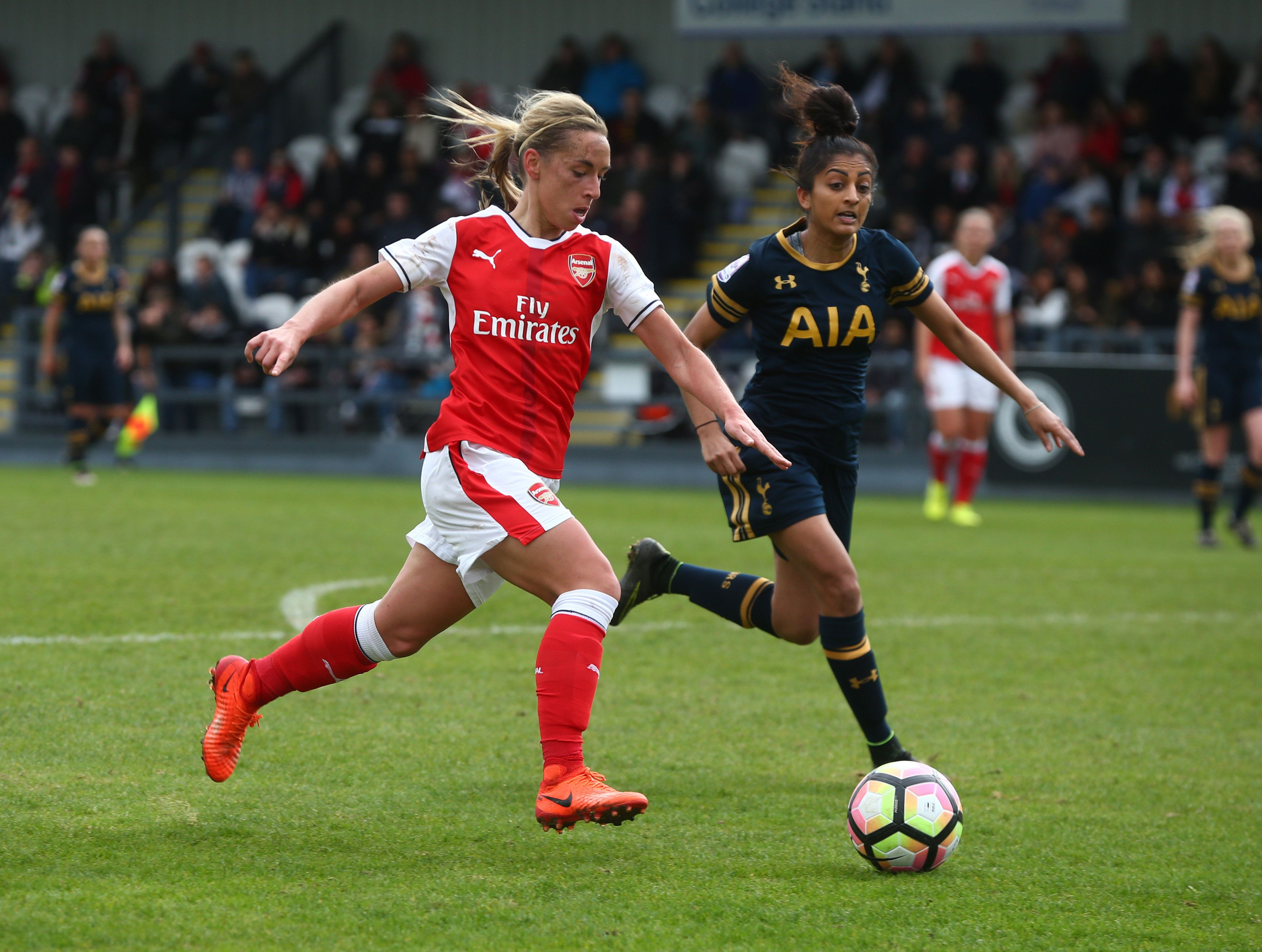 More Women's Sport Is Set To Air On TV Than Ever Before, But Will 2017 Really Be A