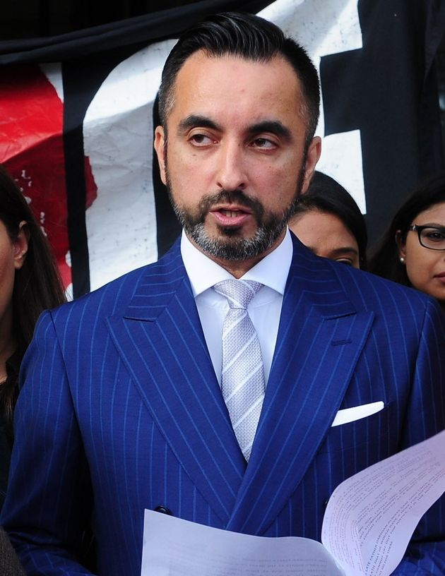 Human rights lawyer Aamer Anwar will act as rector for the next three