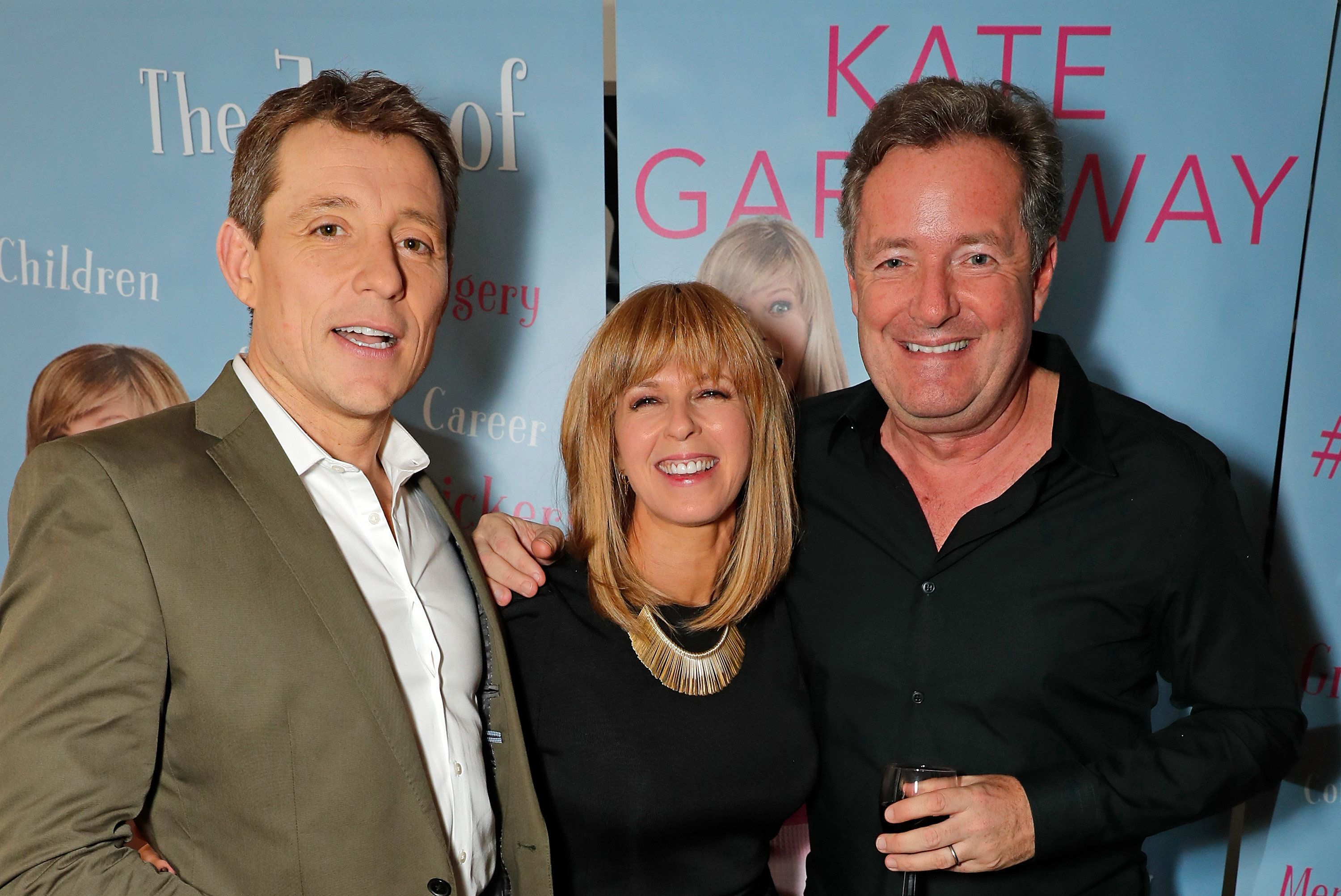 Kate Garraway Defends 'Lovely And Supportive' Piers