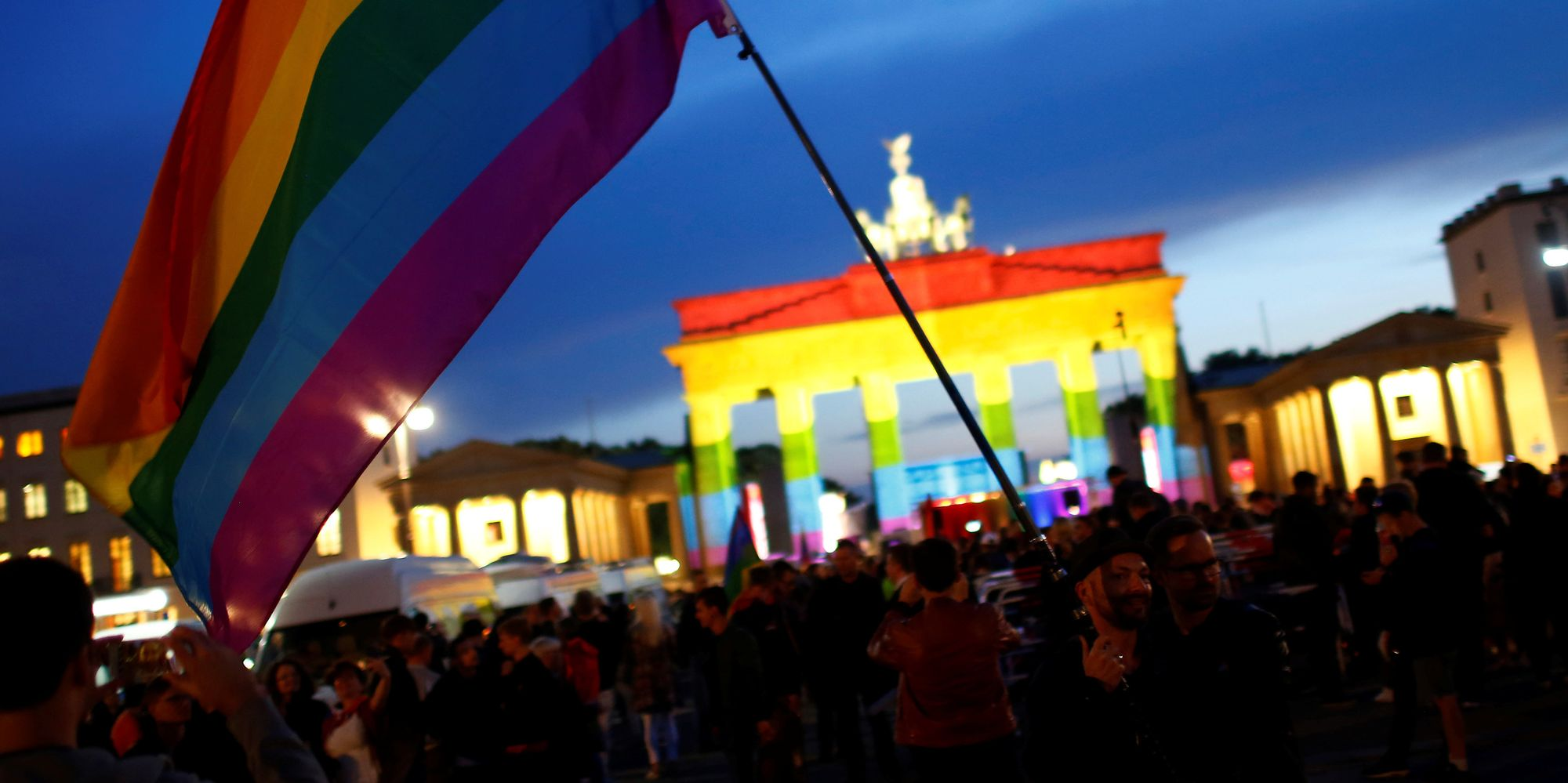 Gay Men Jailed Under Arcane German Law Are Offered Compensation