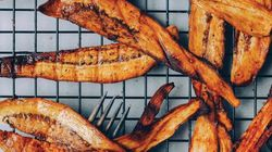 Eggplant Bacon Is Here For Vegans Who Still Want Their Bacon