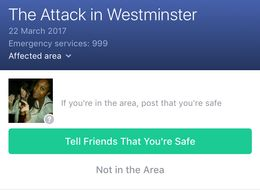 Facebook Activates Safety Check Feature Following Westminster 'Terror Attack'