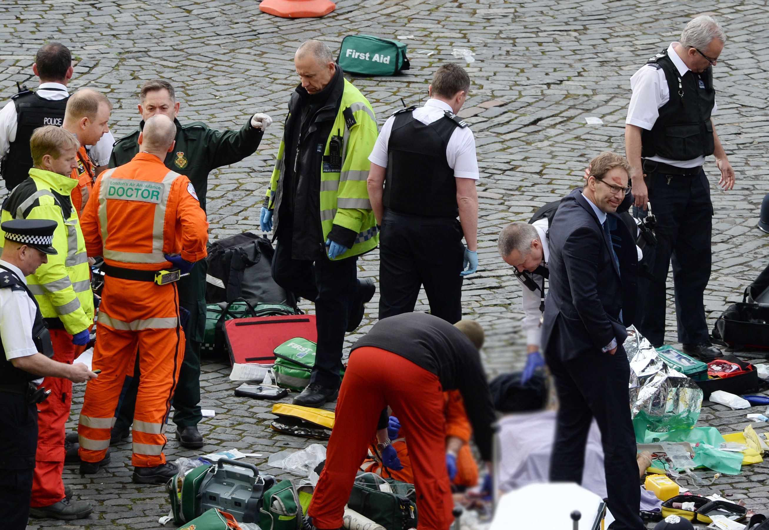 Minister Gave CPR To Injured Police Officer During Westminster