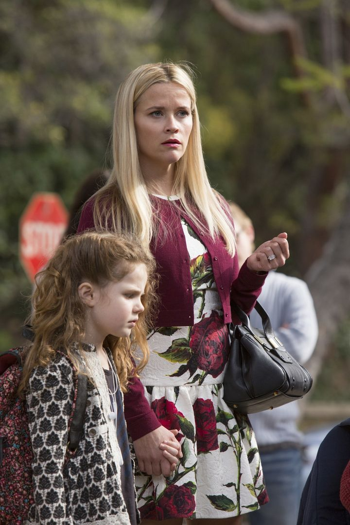 """Reese Witherspoon as Madeline Martha Mackenzie on """"Big Little Lies."""""""