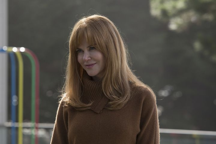 "Nicole Kidman as Celeste Wright on ""Big Little Lies."""