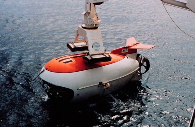 Bluefish will transport passengers in vessels like this MIR submarine, according to the company's website....