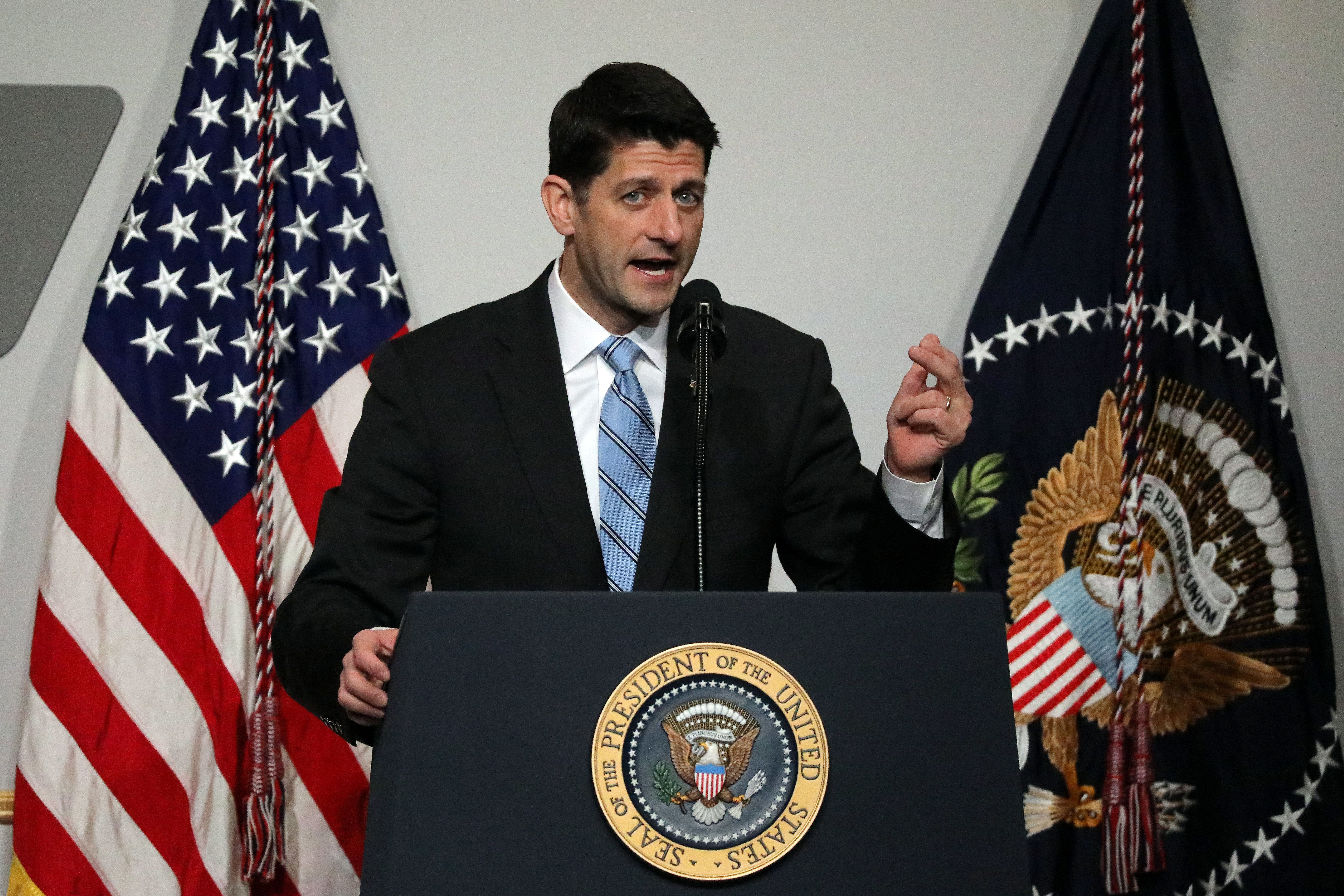 House Speaker Paul Ryan (R-Wis.) has scheduled a vote on the Obamacare replacement bill for Thursday.