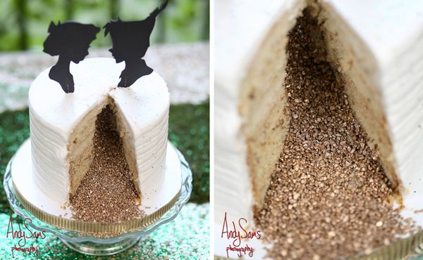 "<i>Cake by <a href=""http://www.bluenotebakery.com/"" target=""_blank"">Blue Note Bakery</a></i>"