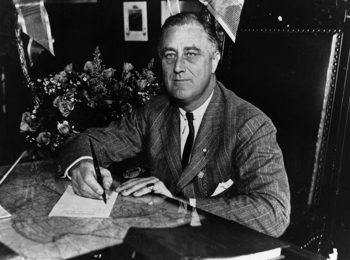 FDR established the now widely accepted idea that the state has a significant role in assisting those whose jobs an