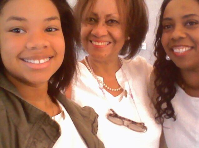 Only child, Mommy and Me!!!