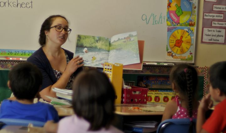 AmeriCorps members work on issues ranging from tutoring and mentoring students in low-performing schools, to helping veterans