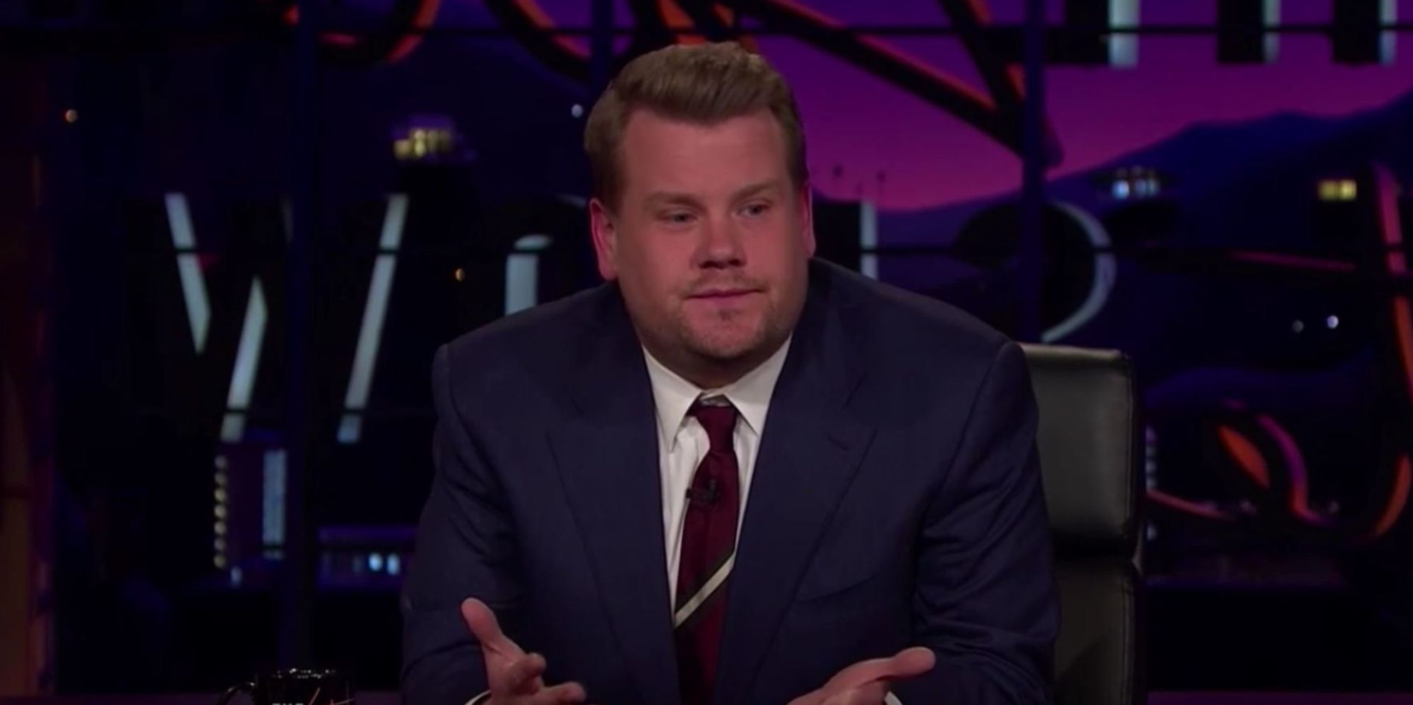 Westminster Attack: James Corden Pays Tribute To London In ...