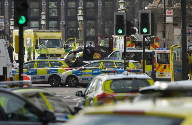 Four people, including the attacker, were killed in the