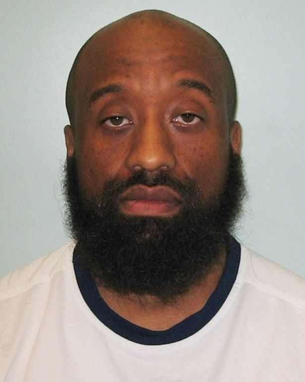 An undated police handout photo of Trevor Brooks, known as Abu