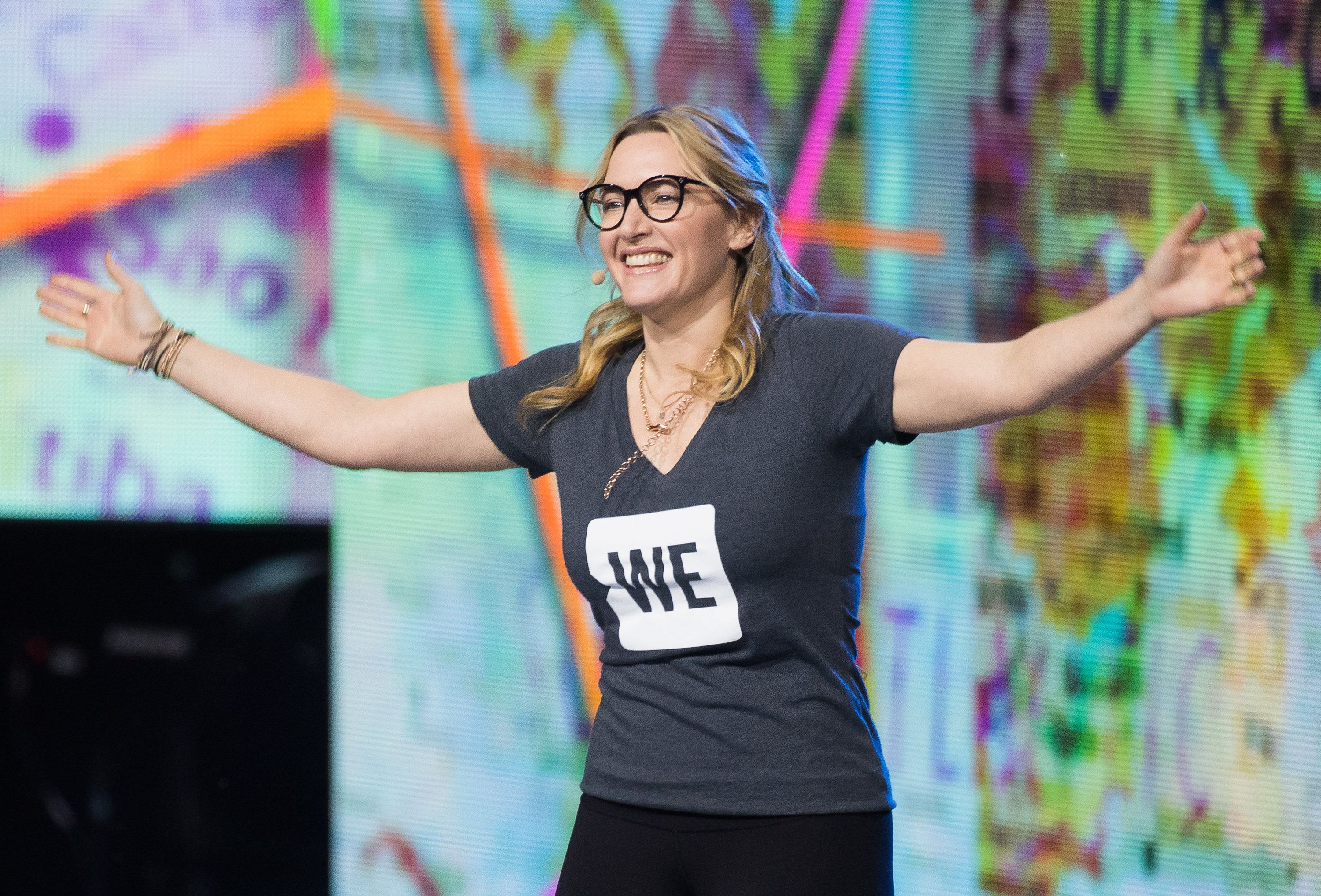 Once Called 'Blubber,' Kate Winslet Shares Anti-Bullying Advice With