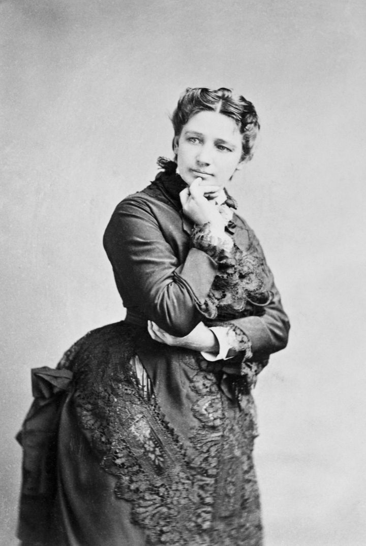 Victoria Woodhull ran on the Equal Rights Party ticket in 1872.