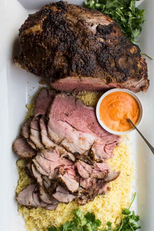 "<strong>Get the <a href=""http://themom100.com/recipe/slow-cooked-moroccan-leg-of-lamb/"" target=""_blank"">Slow Cooker Moroccan"