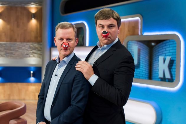 When Is Red Nose Day 2017 On TV? Comic Relief Presenters, 'Love Actually' Sequel And Everything Else...