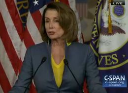 Nancy Pelosi: GOP Health Care Plan Would Make 'Being A Woman A Preexisting Condition'