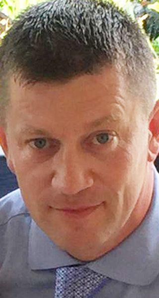 Police Constable Keith Palmer was fatally stabbed by the assailant during Wednesday's attack.