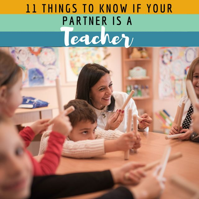 Educators Are Asking For Loving >> 11 Things To Know If Your Partner Is A Teacher Huffpost Life