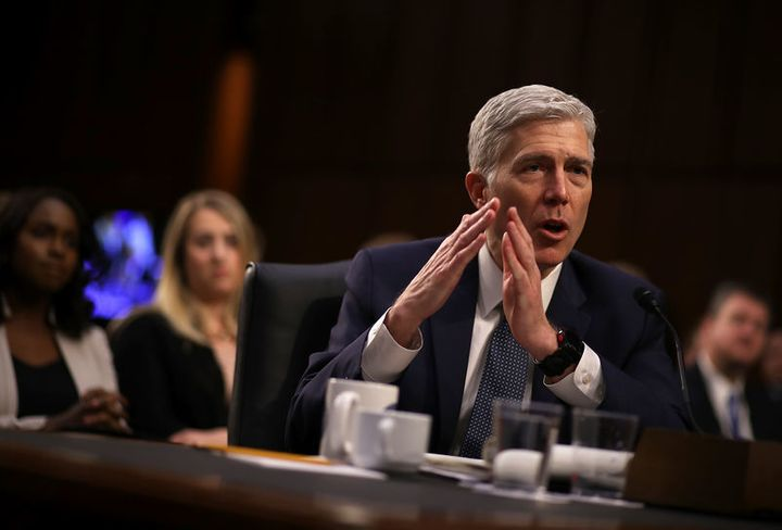 The Gorsuch Hearing Is A Joke Its Time To Change The Confirmation