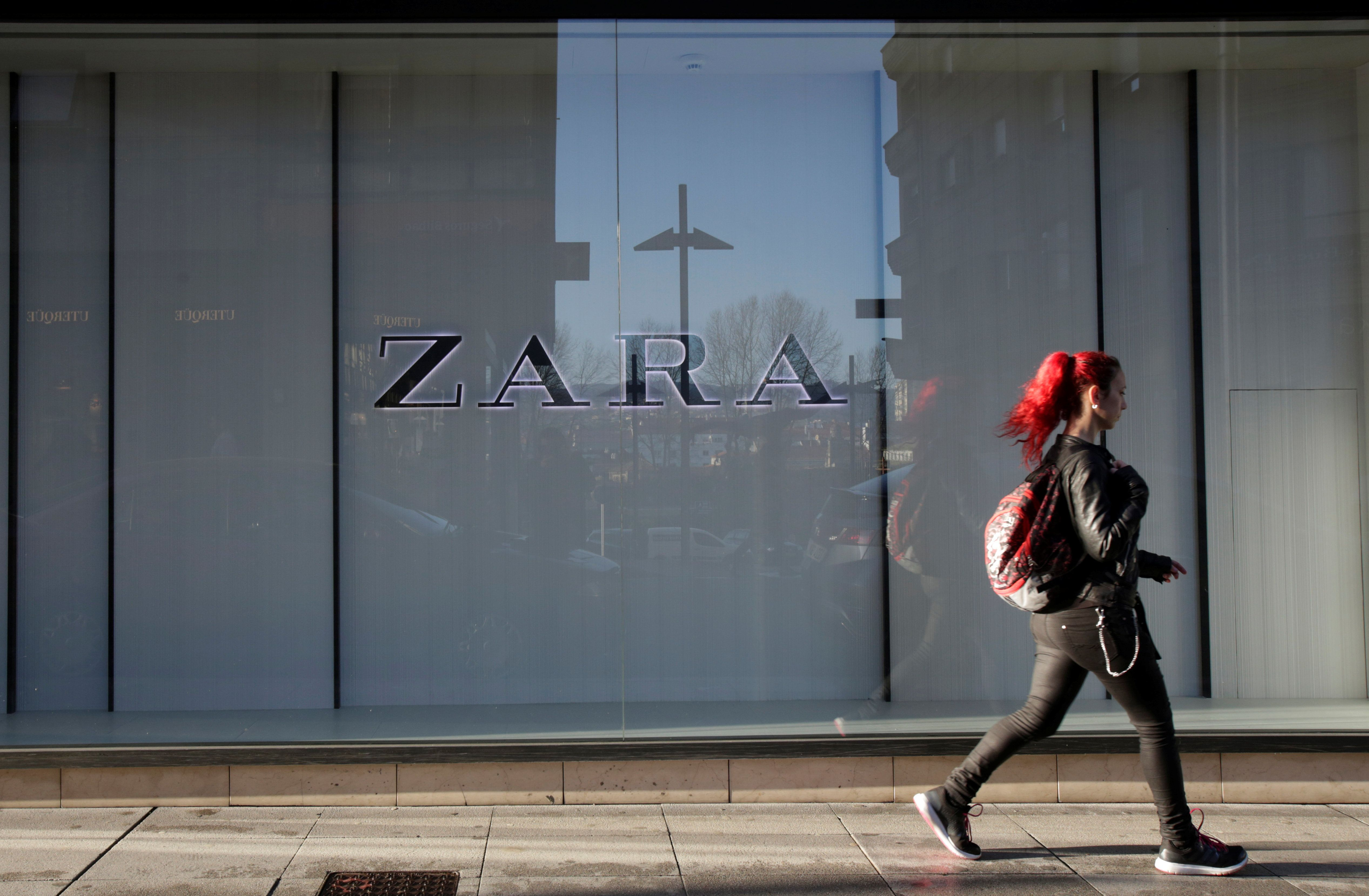 The Age When You 'Stop Shopping At Zara' Can Frankly Do