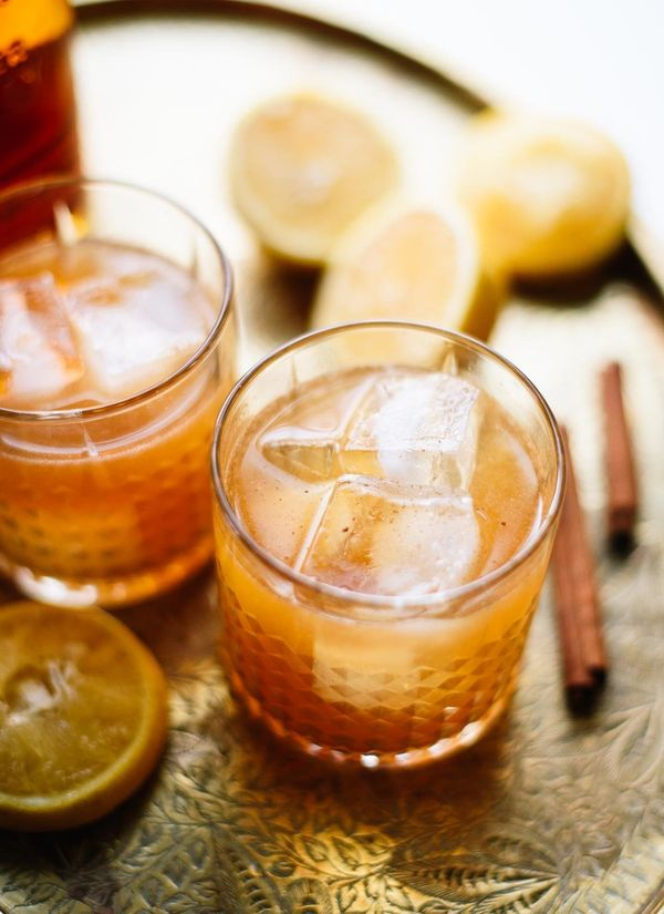 """<strong>Get the <a href=""""http://cookieandkate.com/2015/cinnamon-maple-whiskey-sour-recipe/"""" target=""""_blank"""">Cinnamon And Mapl"""