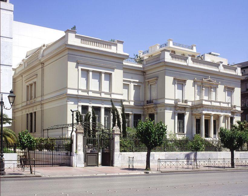 The Benaki Museum of Greek Culture