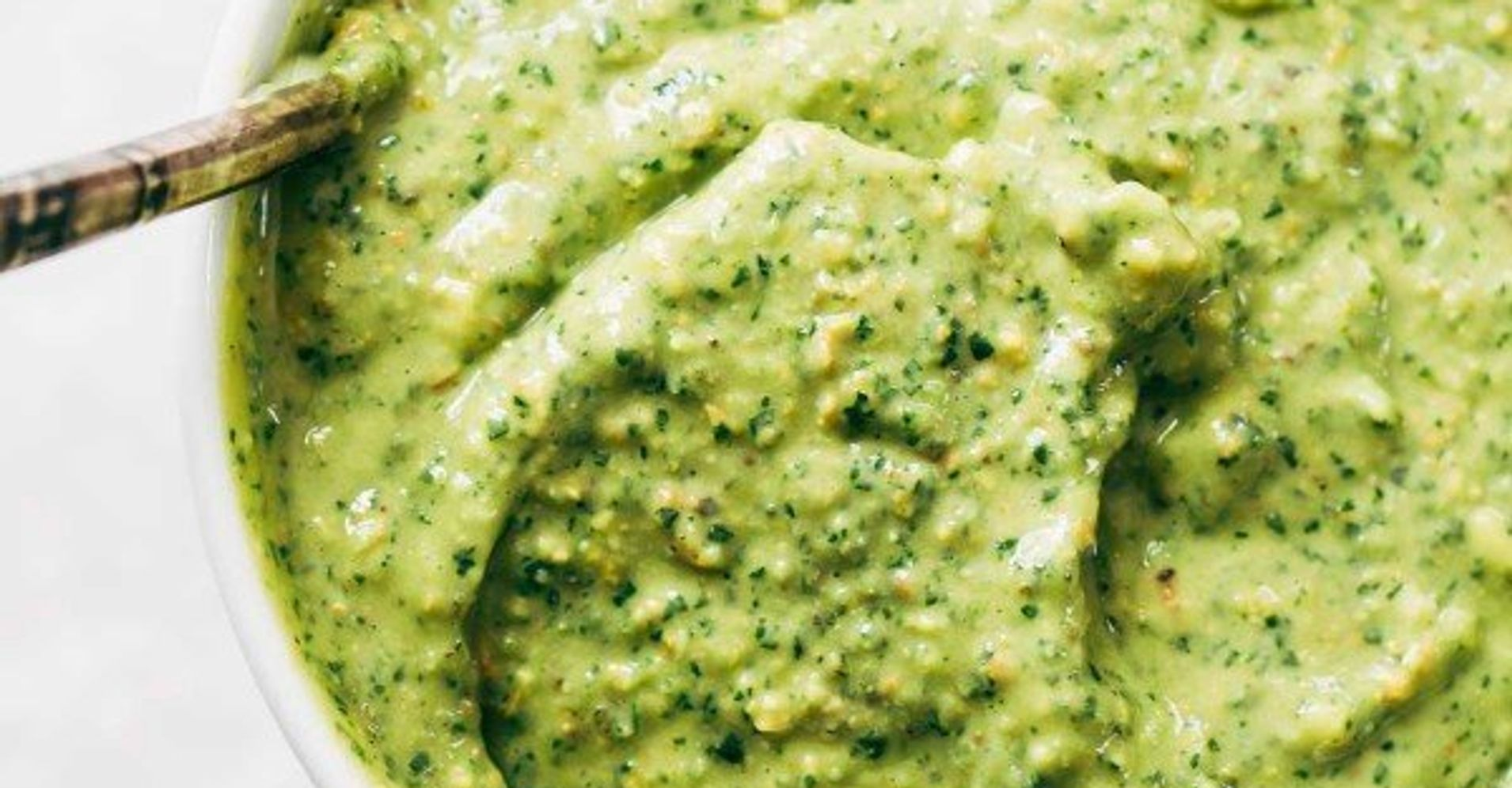 meal prep get through the week with a magic green sauce huffpost. Black Bedroom Furniture Sets. Home Design Ideas