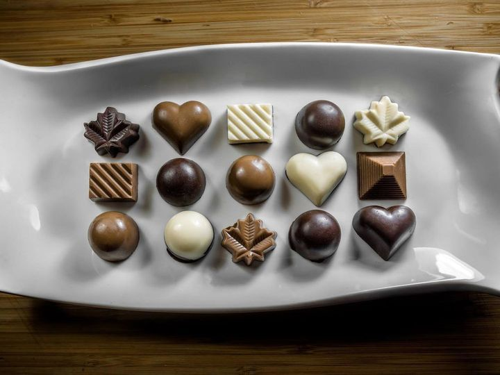 <p>These chocolates are the merging of Hadhads' heritage and the warmth of Canada that embraced them.</p>