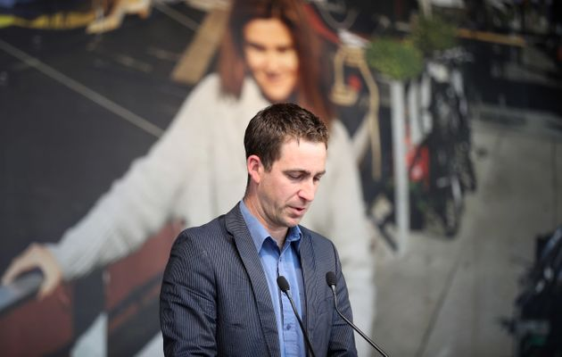 """Brendan Cox:""""When we come together as communities the terrorists"""