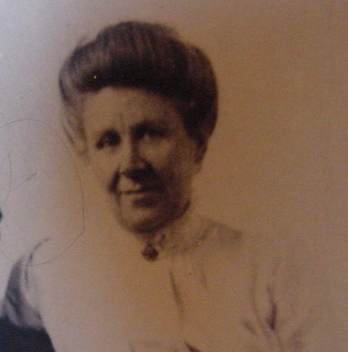 Jennie Tarleton Remley Murray circa 1920