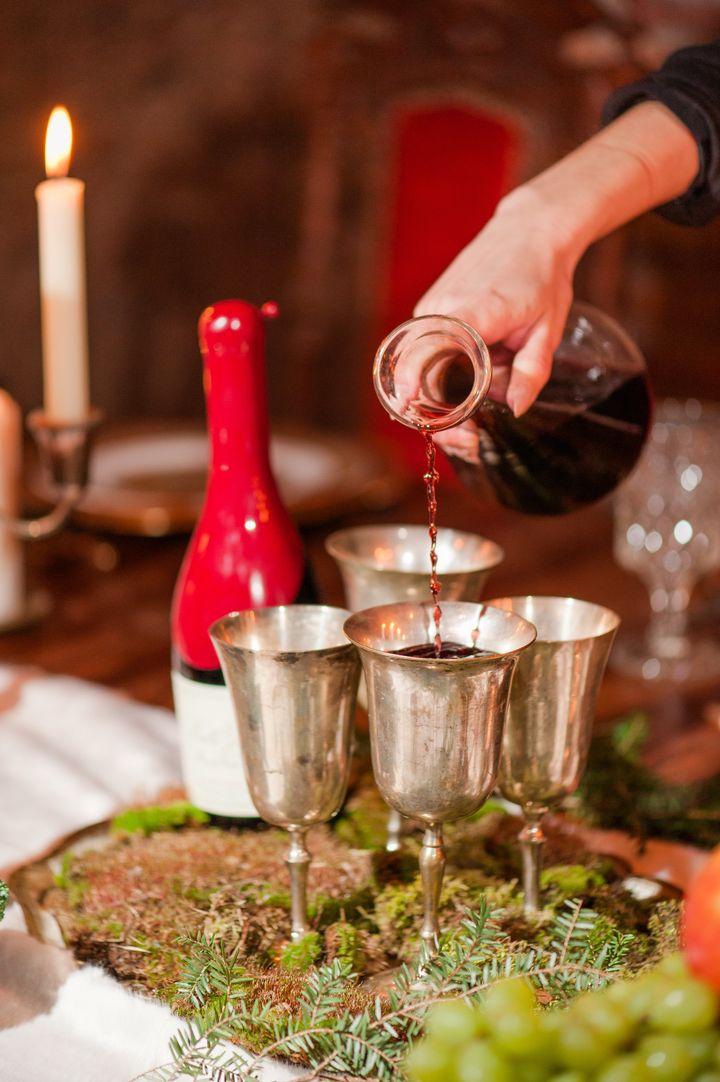 Wine, anyone?