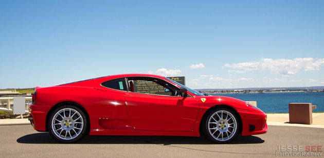 Could The Ferrari 360 Challenge Stradale Be The Best Car In