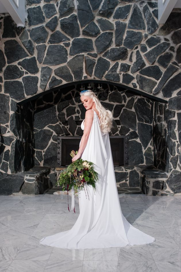 Austen Taylor Mauney as Daenerys