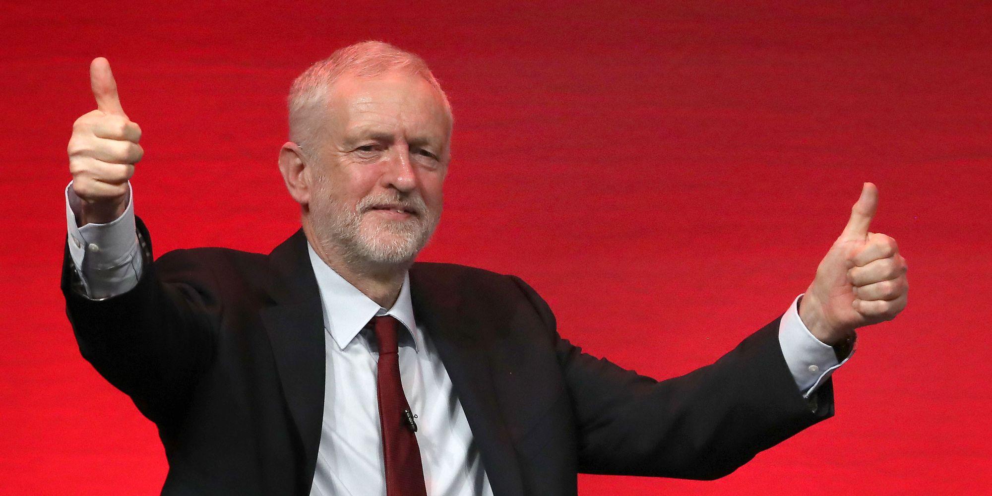 jeremy corbyn - photo #45