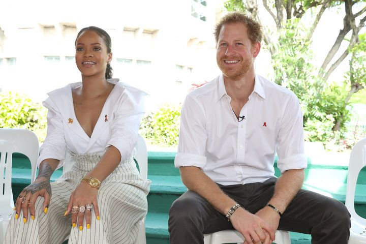 Prince Harry And Rihanna Get Tested For HIV Together