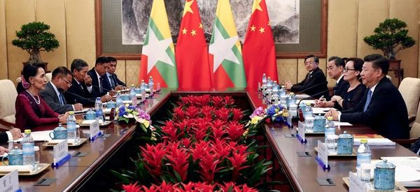 Challenges In Myanmar's Peace Process Continue