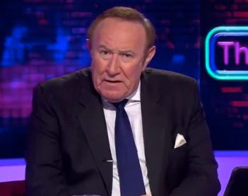 Andrew Neil delivered a strong message to those trying to frighten the British