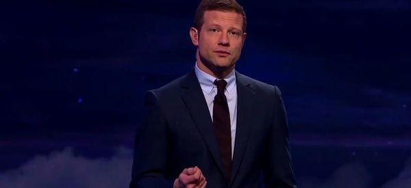 Dermot O'Leary Dedicates 'The Nightly Show' To London After Westminster Attack
