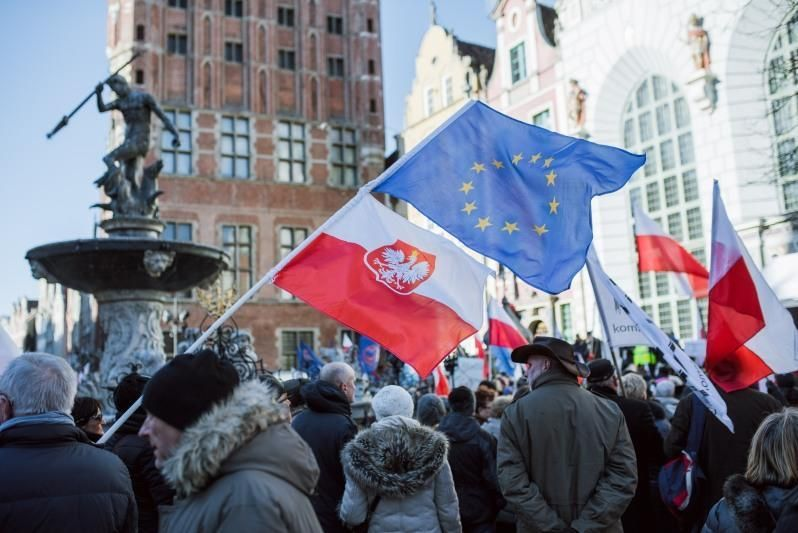 European Unity Meeting in Gdansk